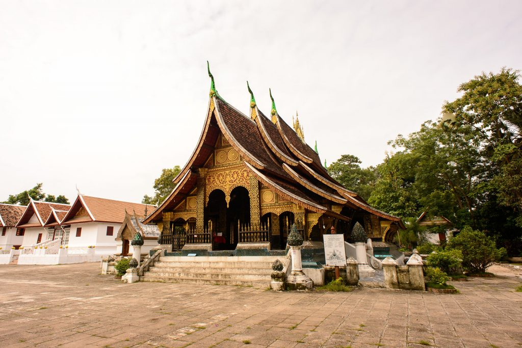 Laos wyprawa