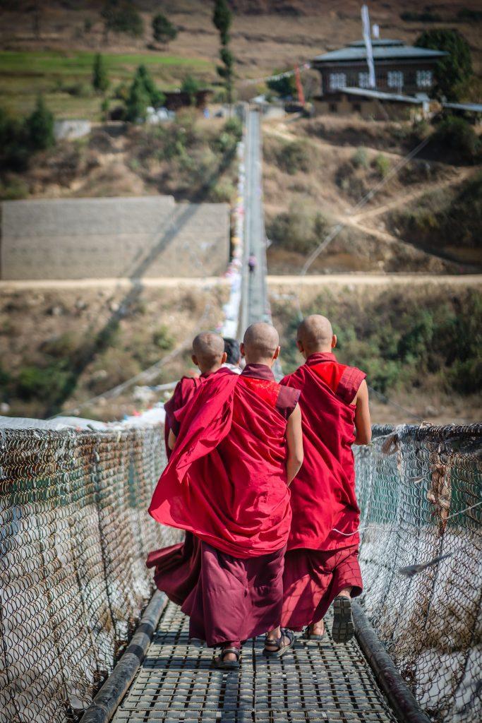 Bhutanscy mnisi