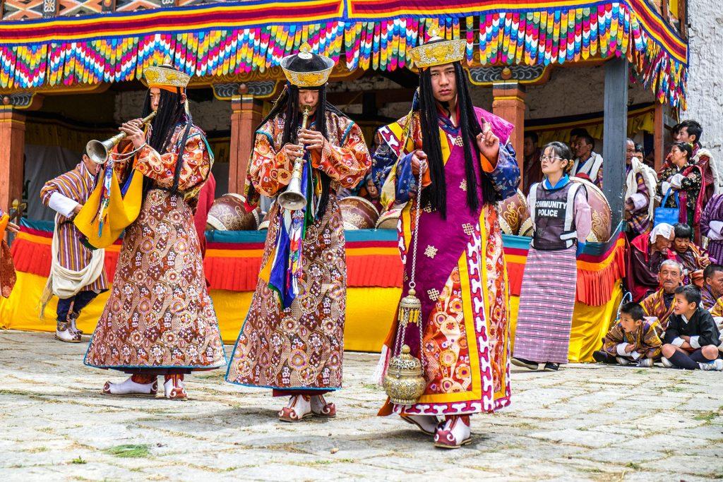 Bhutanskie swieto
