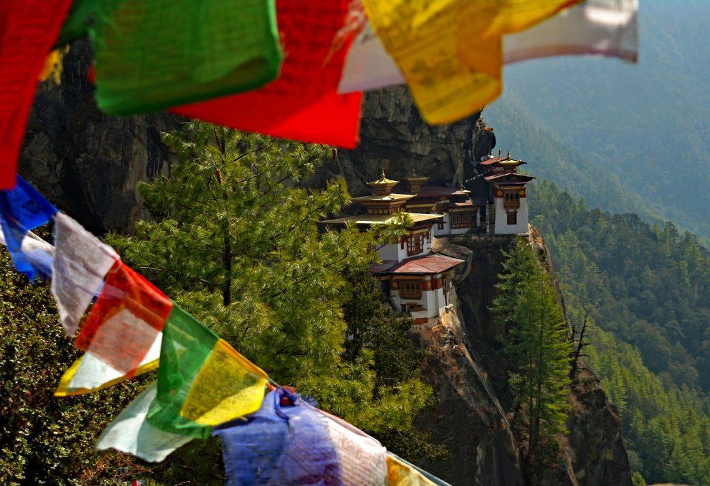 Bhutan architektura