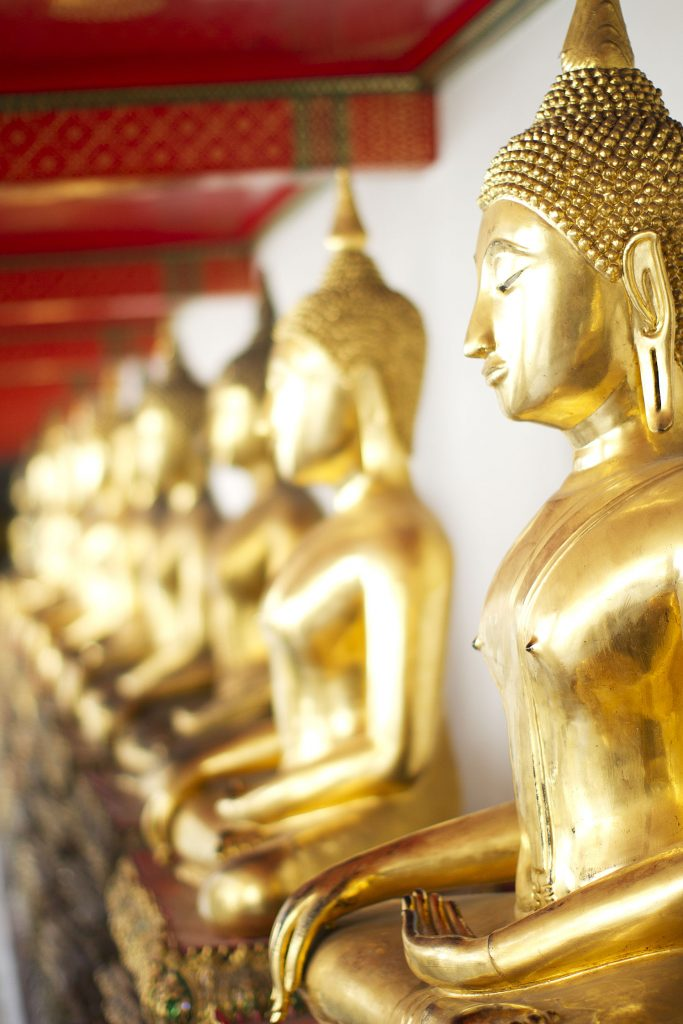 Bangkok religia