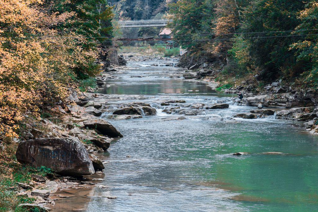 Rzeka Mo Chhu