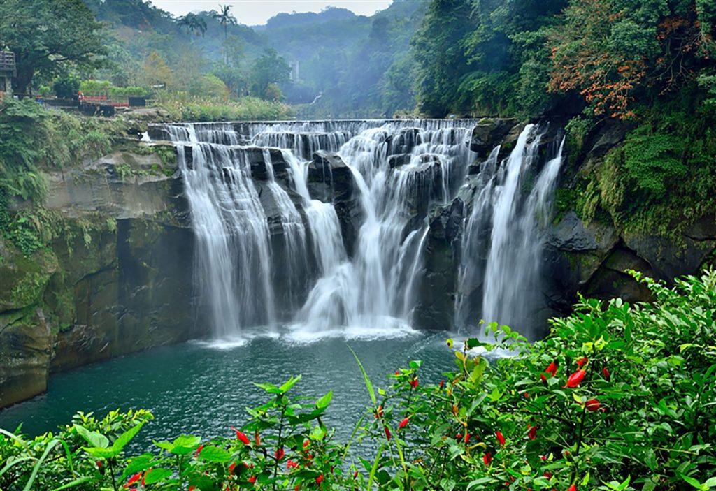 Wodospad Shifen