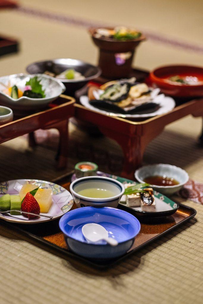 Jedzenie w japonni