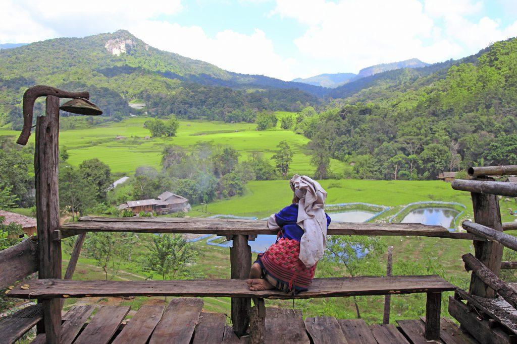 Laos kultura i ludność