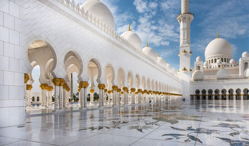 Meczet Abu Zabi